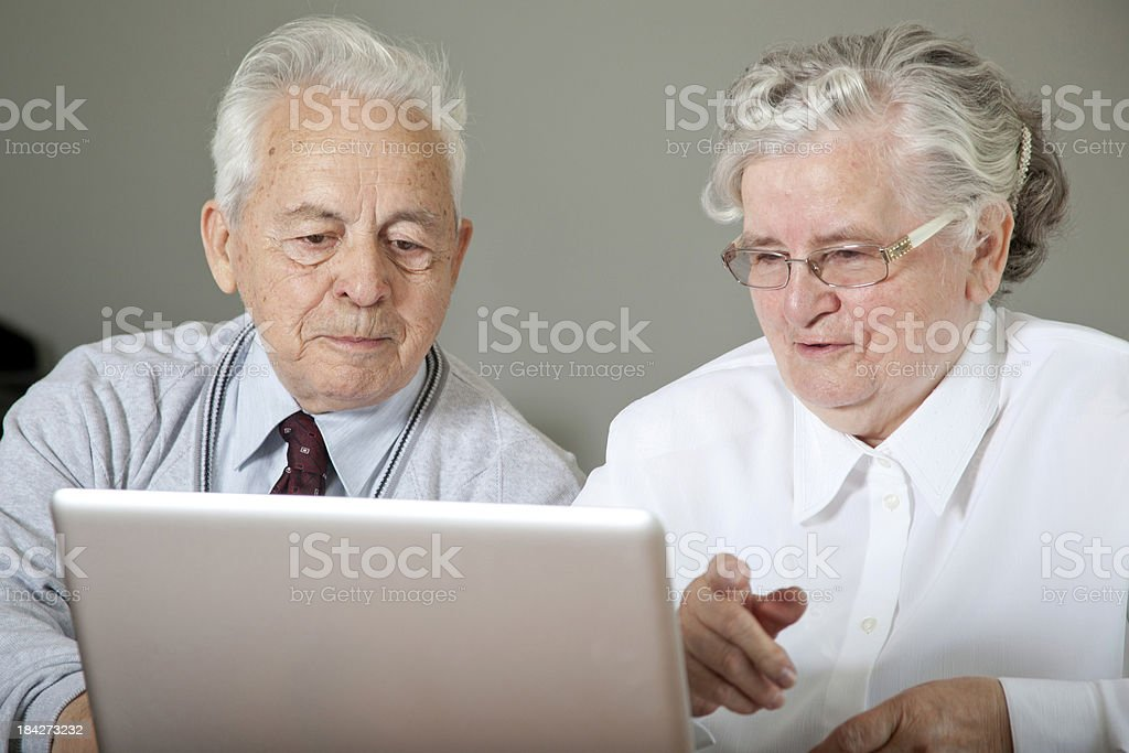 technology and generations royalty-free stock photo