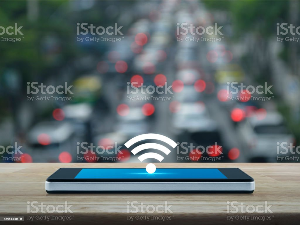 Technology and internet concept royalty-free stock photo