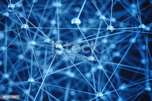 istock Technology And Network Background 941579952
