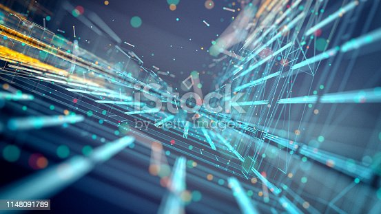 511118930 istock photo Technology background 1148091789