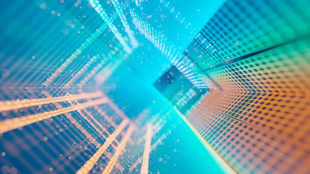 Technologiehintergrund – Foto