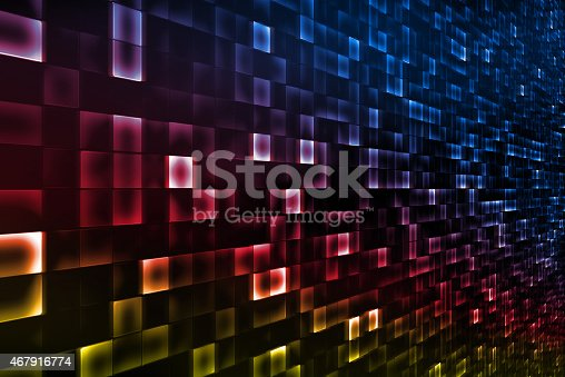 istock Technology background 467916774