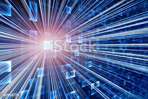 istock Technology background 467916778