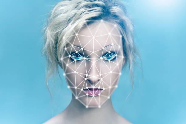Technologie biometrische Verifizierung – Foto