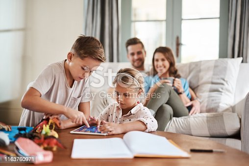 istock Technology can be a great tool for learning 1163760971