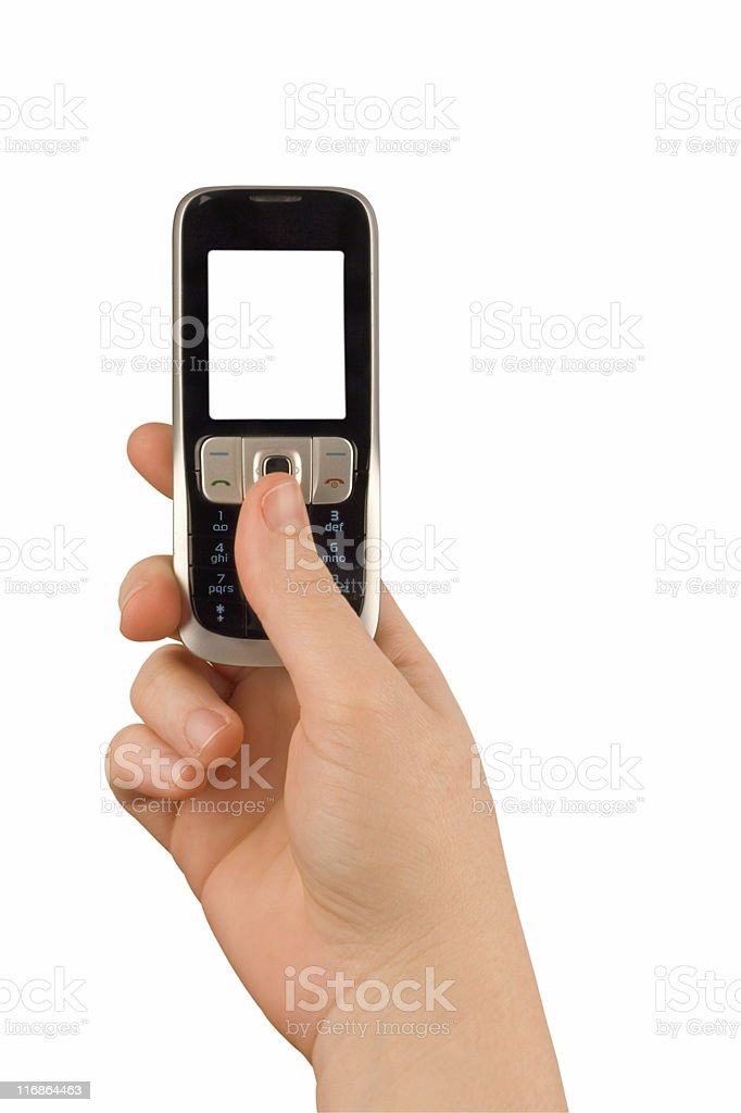 technology communication phone  Bluetooth Stock Photo