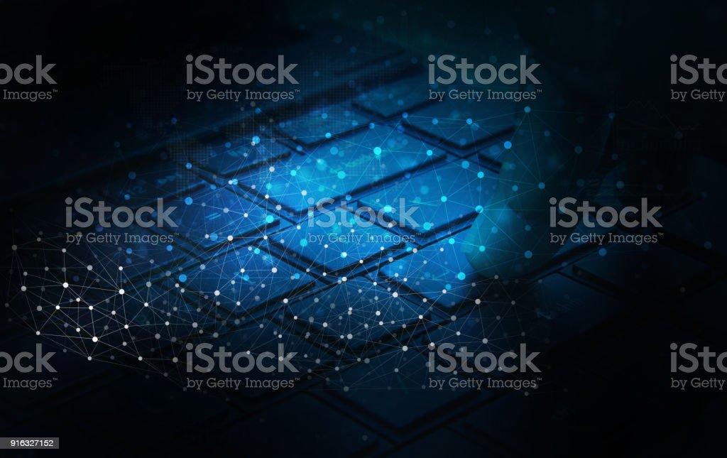 Technologie-computer – Foto