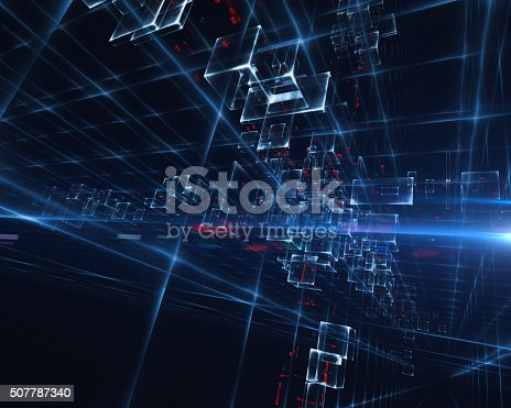 539954410 istock photo Technology Concept 507787340