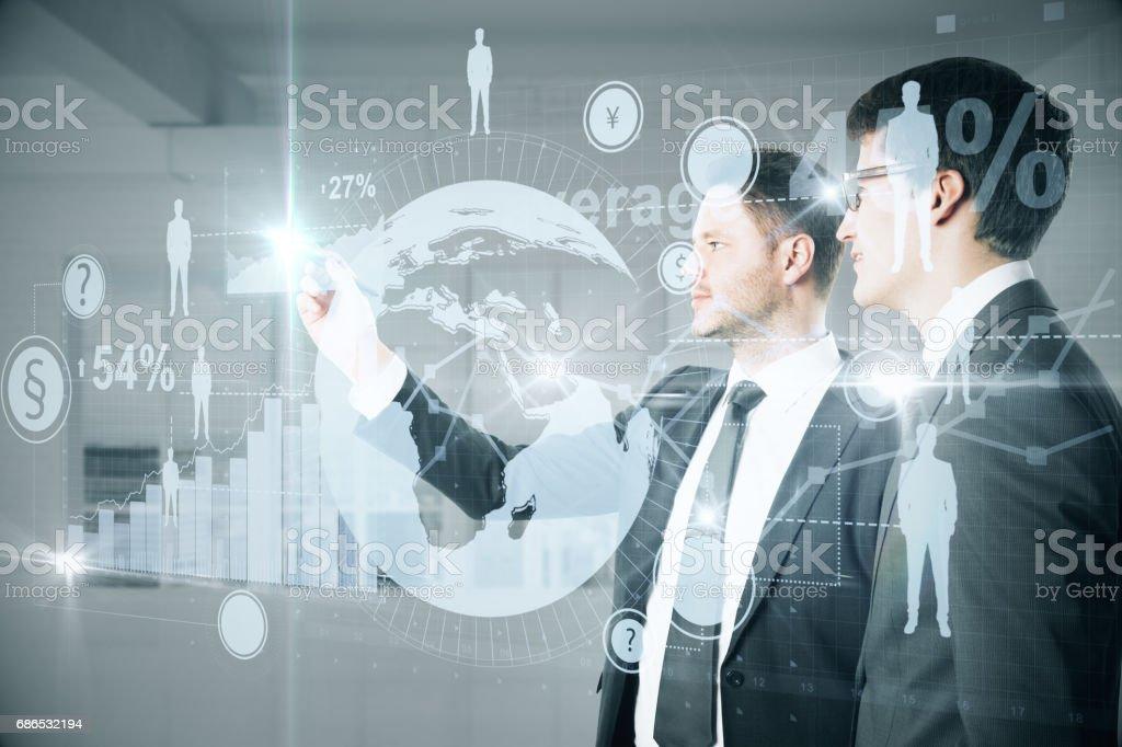 Technology concept photo libre de droits