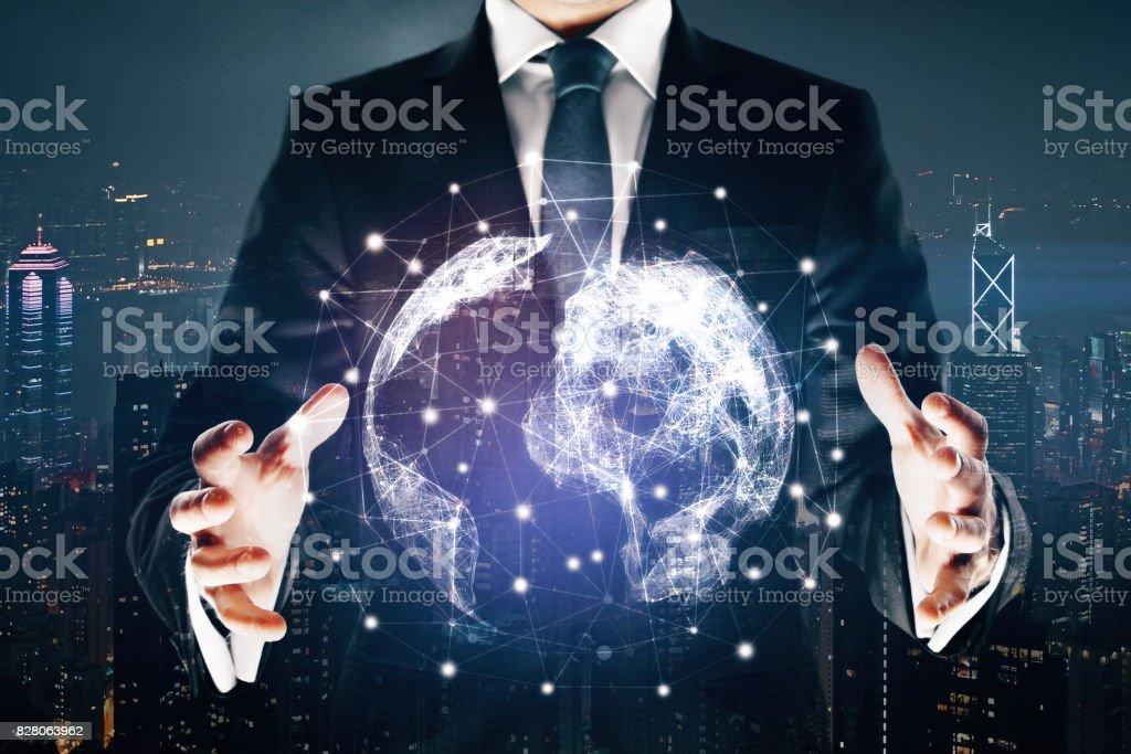 Technologie-Konzept – Foto