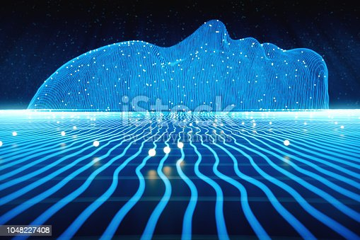 868362844 istock photo Technology, Deep Learning And Artificial Intelligence 1048227408