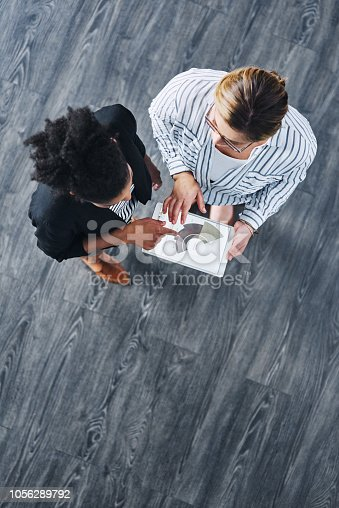 istock Technology enables them to see the bigger picture 1056289792