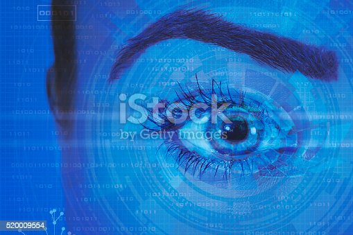 652426098 istock photo Technology eyes 520009554