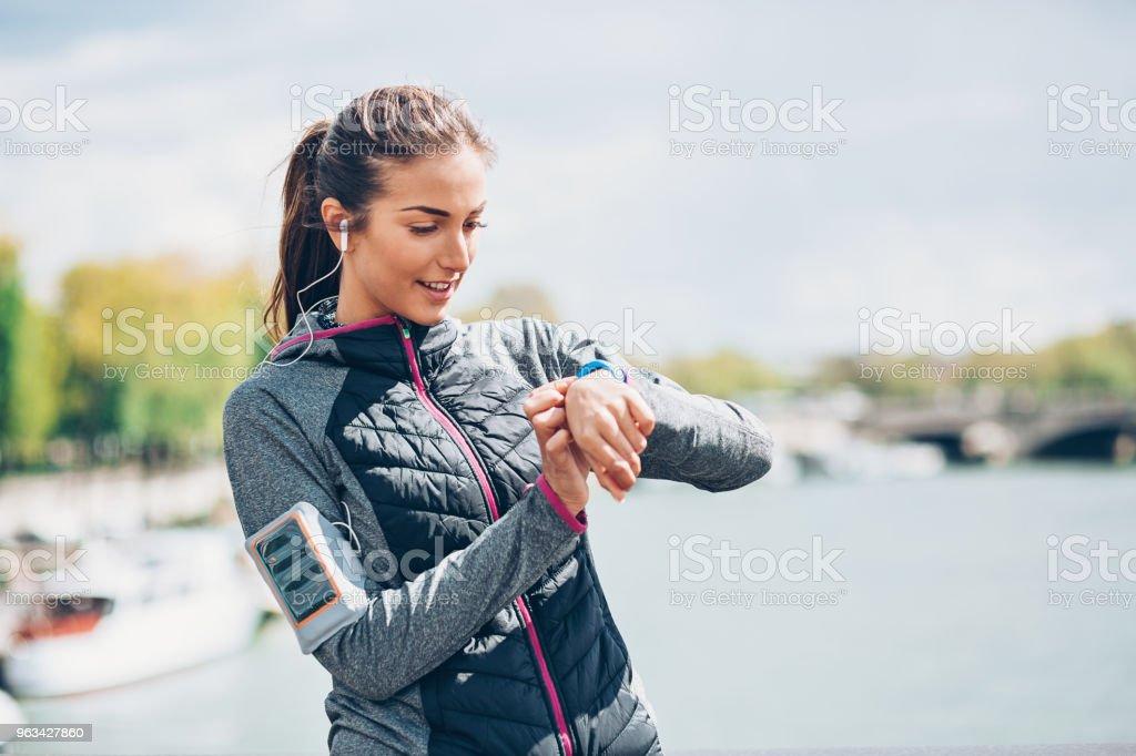 Technologie pour les athlètes - Photo de Activité de loisirs libre de droits