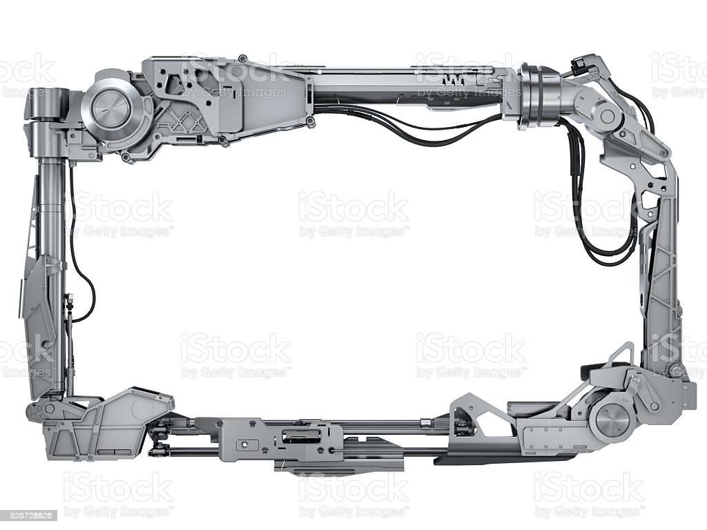 Technologie-frame – Foto