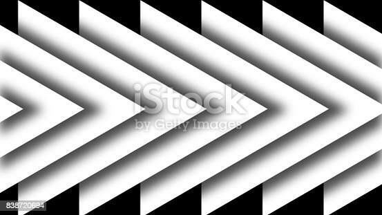 838721578 istock photo Technology future arrows abstract background 838720694