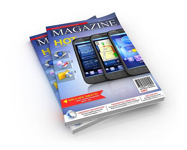 Technologia gadżety & wiadomości magazine – zdjęcie