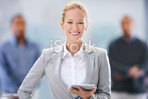 915900234istockphoto Technology has made our operations more efficient 520321889