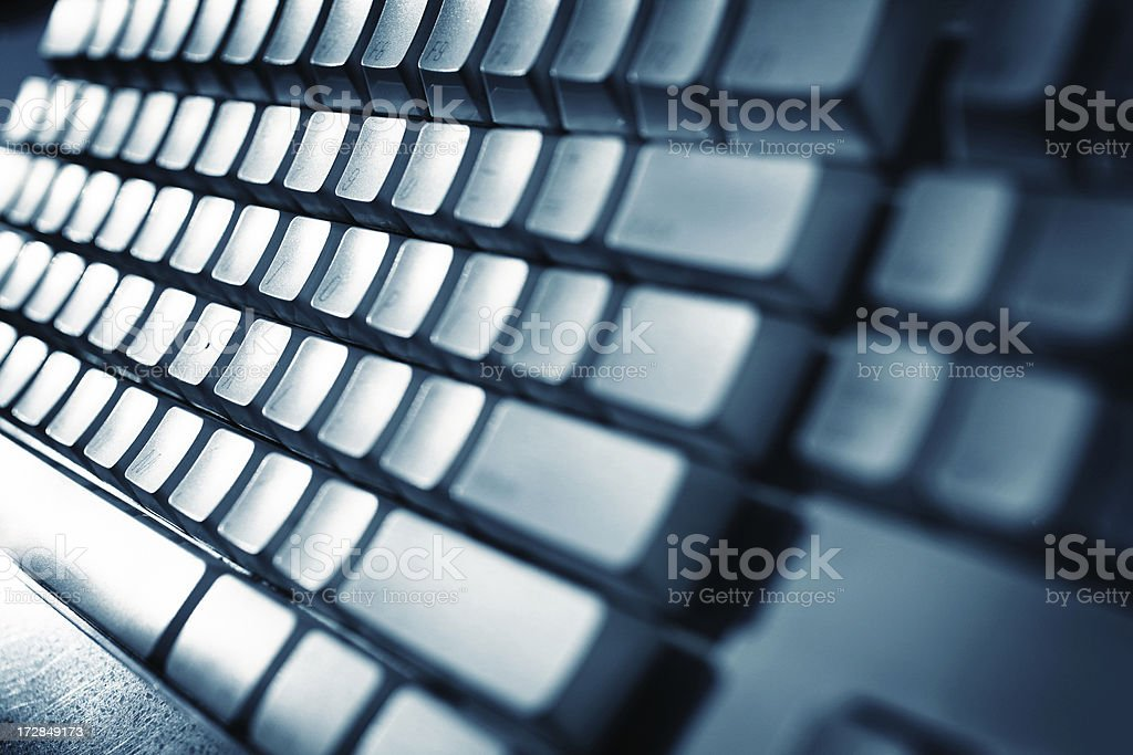 Technology in Perspective royalty-free stock photo