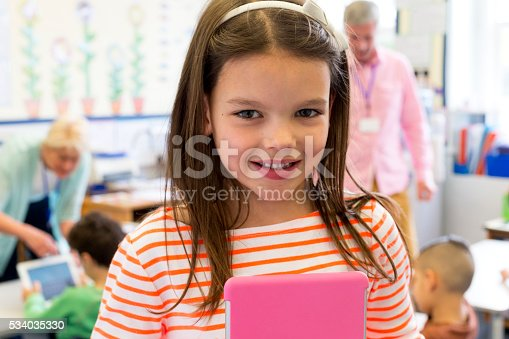 istock Technology in the classroom 534035330
