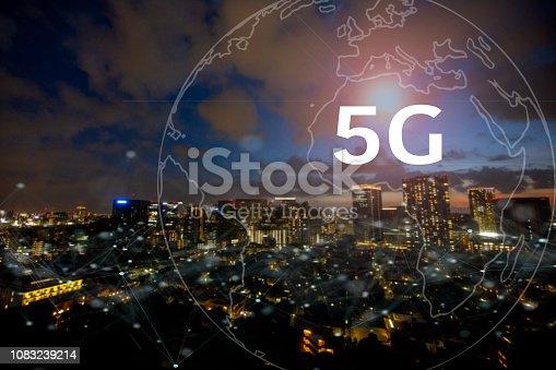 istock AI 5G technology 1083239214