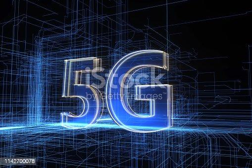 istock 5G technology 1142700078