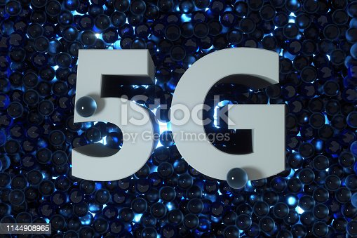 istock 5G technology 1144908965