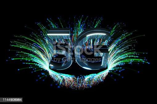 istock 5G technology 1144908984