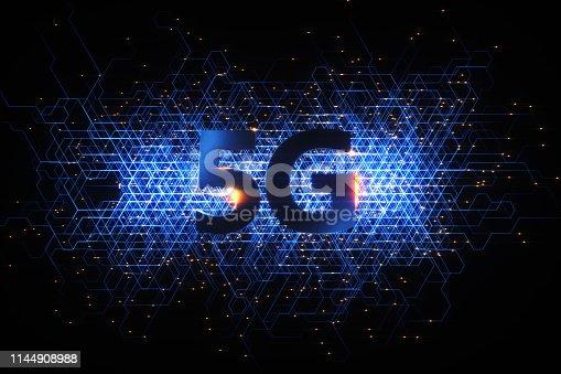istock 5G technology 1144908988