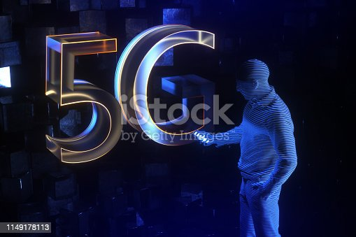 istock 5G technology 1149178113