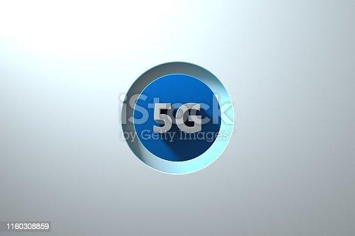 istock 5G Technology 1160308859