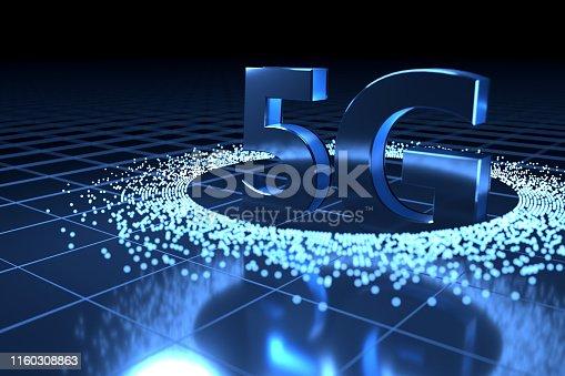 istock 5G Technology 1160308863