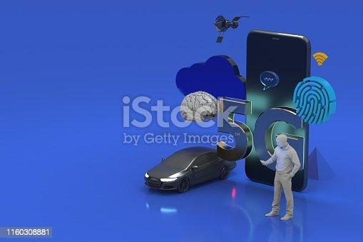 istock 5G Technology 1160308881