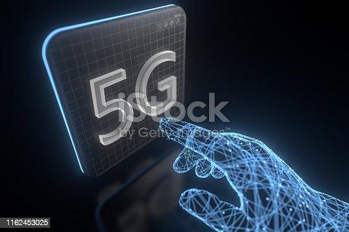 istock 5G Technology 1162453025