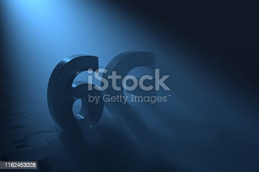 istock 6G Technology 1162453028