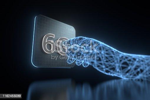 istock 6G Technology 1162453039