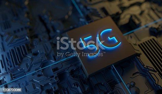Mobile Network Data Technology