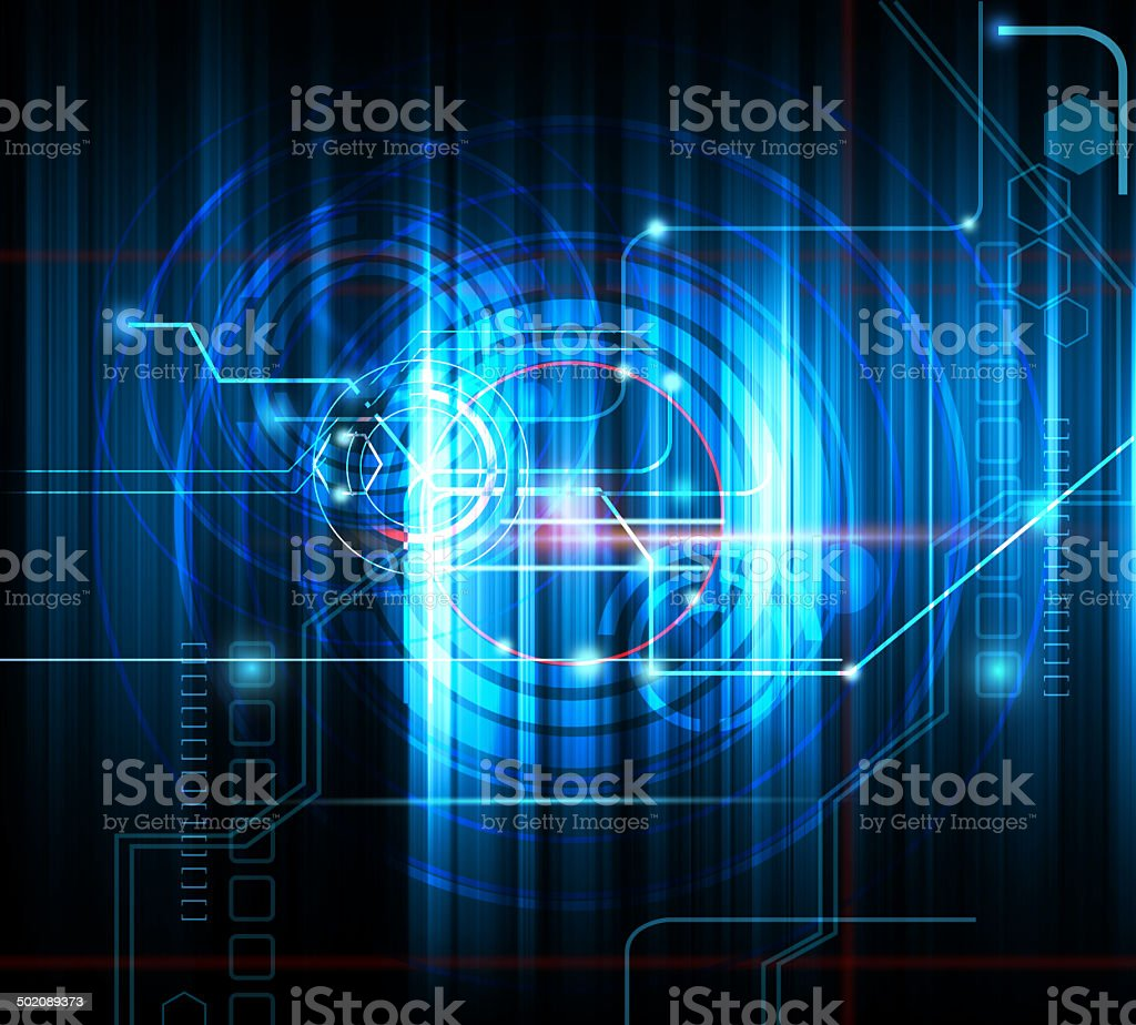 Technology stock photo