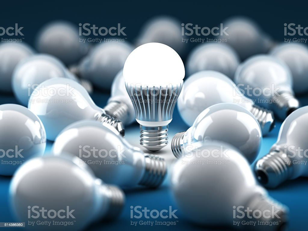 LED-Technologie – Foto