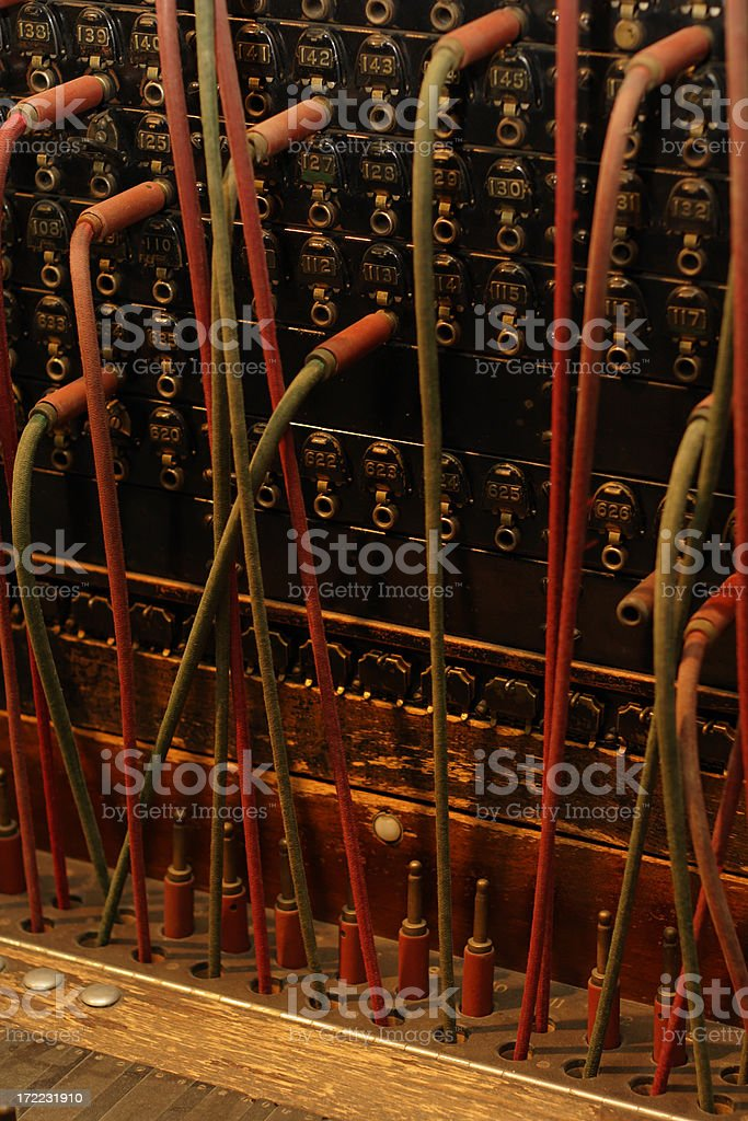 Technology series royalty-free stock photo
