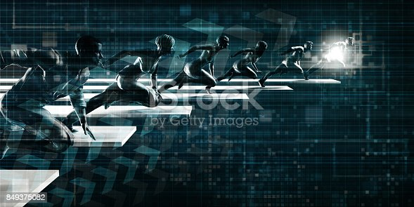 865186916 istock photo Technology Solutions 849375082