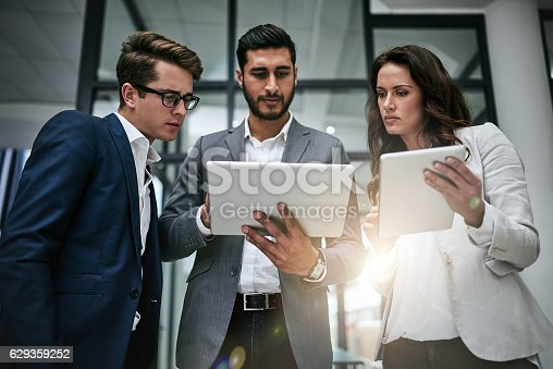 603310486istockphoto Technology that performs at the same standard as they do 629359252