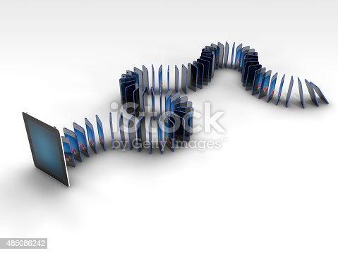 istock Technology Trends War 485086242