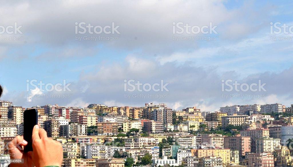 Tecnologia & città stock photo