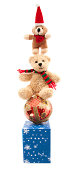 For more cool and cute teddies please check my Teddy Bear Lightboxes.