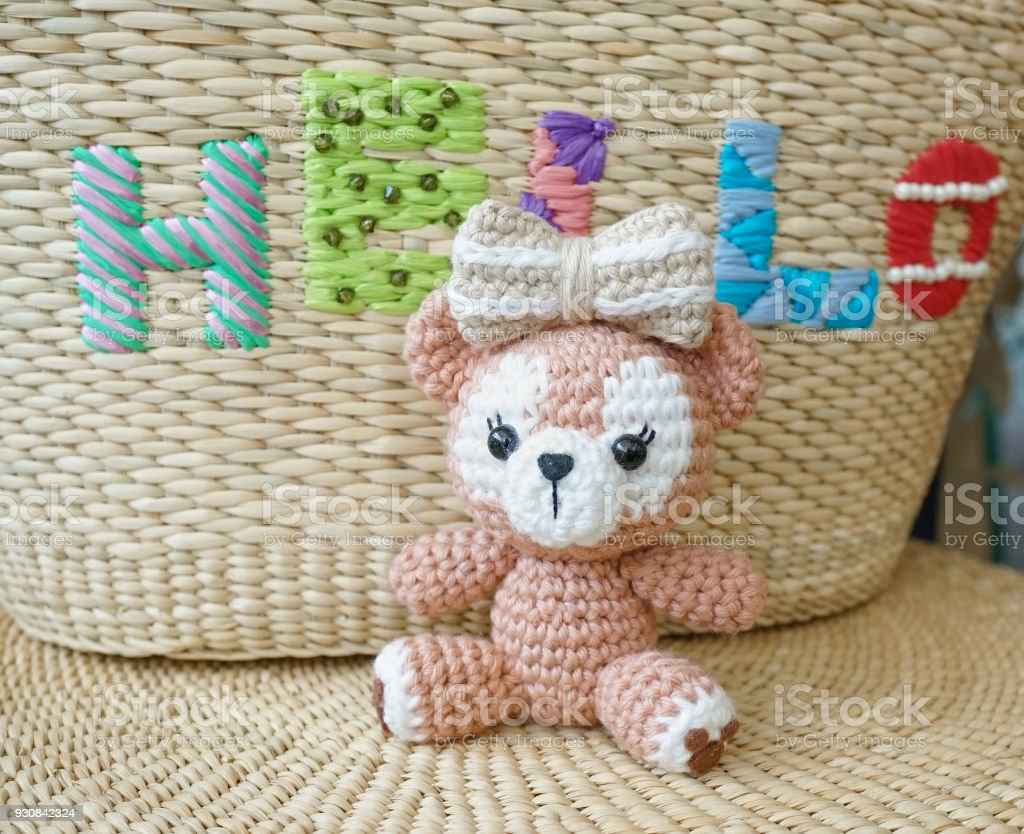 Free Pattern to Awesome Teddy Bear Crochet Amigurumi - Free ... | 834x1024