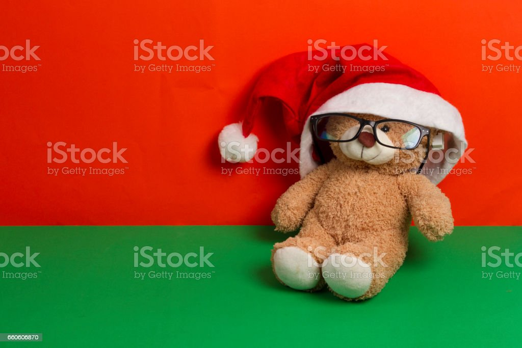 Teddy bear doll royalty-free stock photo