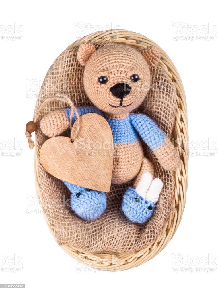 Amigurumi urso Boris P qmama - Baby Dreams | 1024x766