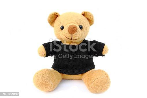 istock Teddy bear toy 501885382