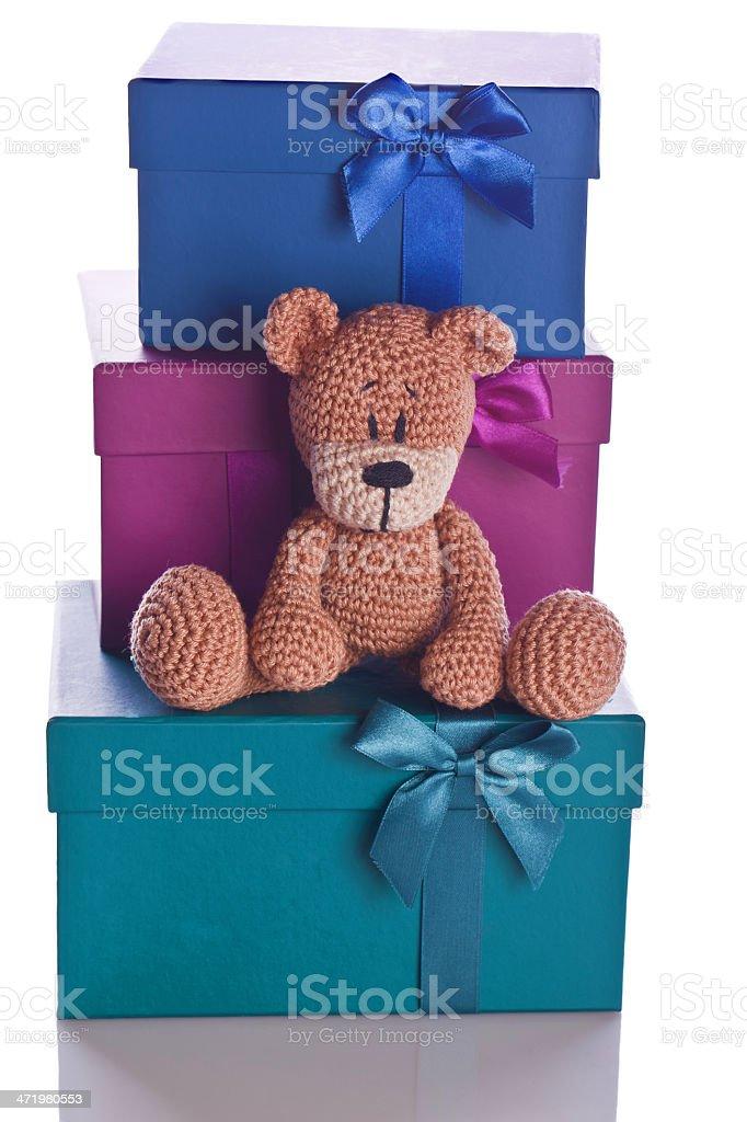 Superhero teddy bear crochet teddy bear christmas gift for | Etsy | 1024x682